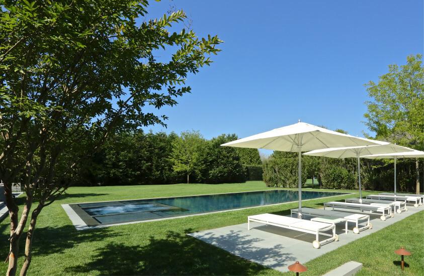 Further lane east hampton flawless pools spas for Pool design hamptons